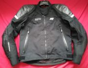 HEIN GERICKE PSX GORETEX PRO SHELL LEATHER ARMACOR JACKET UK 44 45 Chest EU 56